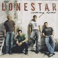Lonestar - Coming Home - Used Country Music CD