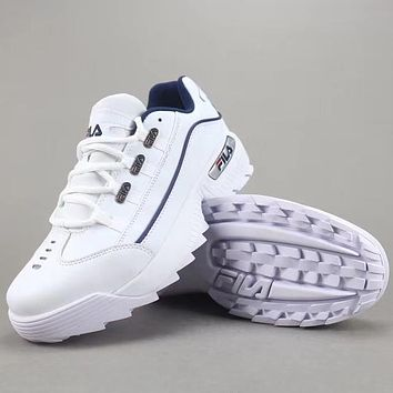 Trendsetter Fila Fmc Crossover Jet  Women Men Fashion Casual  Sneakers Sport Shoes