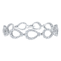 Loop by Harry Winston, Diamond Bracelet
