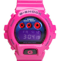 DJPremium.com - Detailed Images of Limited Edition DW6900 Raspberry Polarization Color by G-Shock by Casio