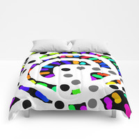 Circular 26 Comforters by Zia