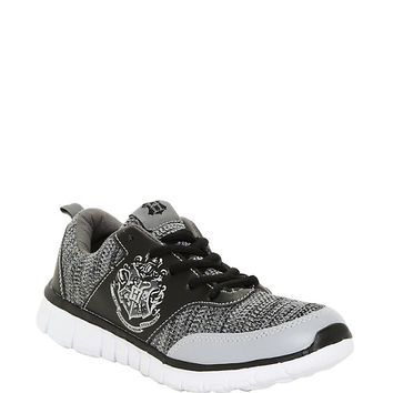 Harry Potter Hogwarts Crest Athletic Sneakers