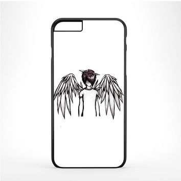 emo angel by lovehurts Iphone 6 Plus | 6s Plus Case