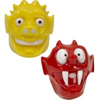 Evriholder Ketchup Kritter and Mustard Monster Squeeze Tops