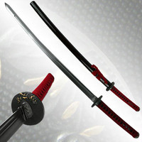 Whetstone  Double Edge Samurai Katana Sword - 41 inches