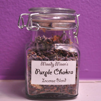 Purple Crown Chakra Incense