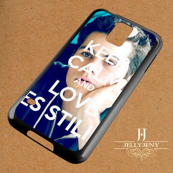 Keep Calm And Love Stiles Stilinski Samsung Galaxy S3 S4 S5 S6 S6 Edge Case | Galaxy Note 3 4 Case