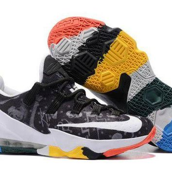 DCCKL8A Jacklish Multicolor What The Lebron 13 Low Lmtd Graffiti Cheap For Sale Online