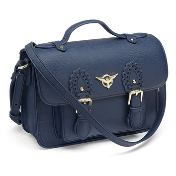 Agent Carter Crossbody Satchel Bag