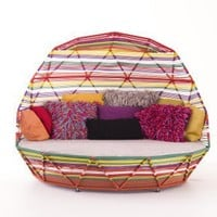 Moroso Tropicalia - Daybed | Patricia Urquiola | other outdoor products at Stylepark