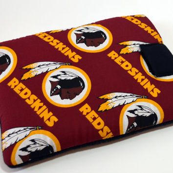 Washington Redskins Football team Case / Football Team iPad Case/ Kindle Fire Case/ Galaxy Cover/ Google Nexus Case/Nook HD Case