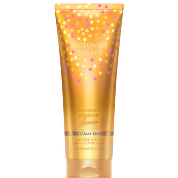 NEW! Coconut Passion Shimmer Lotion