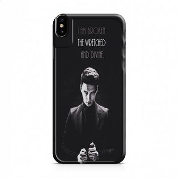 Black Veil Brides 2 iPhone X case