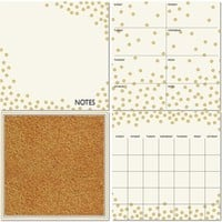 Wallpops 'Confetti' Wall Decal Organization Kit - Metallic