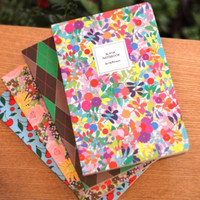 Pattern Blank Notebook