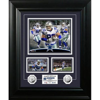 Jason Witten inMarqueein Silver Coin Photo Mint