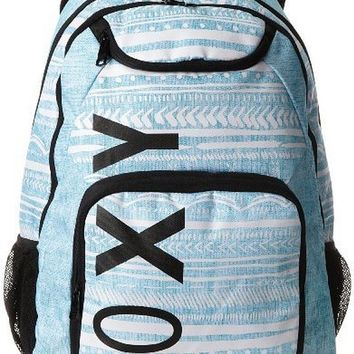 Roxy Girls Shadow Swell BackPack Powder Blue