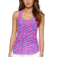 Alyssa Racer Back Tank Top - Lilly Pulitzer
