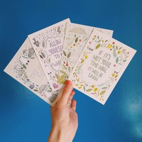 Positive Postcard Pack