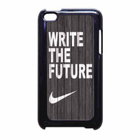 Nike Write Future Wood iPod Touch 4th Generation Case
