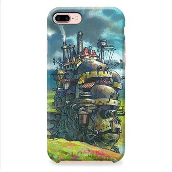 Howls Moving Castle iPhone 8 | iPhone 8 Plus Case
