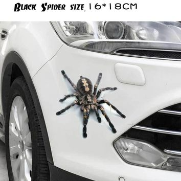 3D Scorpion Lizard Spider Car Sticker Car Modification Decal Auto Tuning Stickers Automobile Boy Decoration Accessories