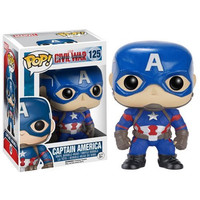 Captain America Civil War Pop Vinyl Figure
