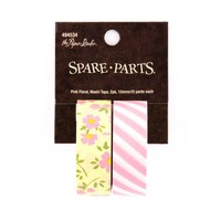 Pink Stripe and Pink & Yellow Floral Washi Tape | Hobby Lobby | 494534