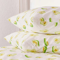 Avocado Pillowcase Set | Urban Outfitters