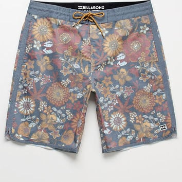"Billabong 73 LT Lineup 19"" Boardshorts at PacSun.com"