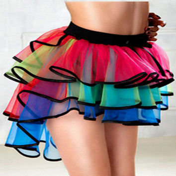 Tutu Long Fancy Under-Skirt