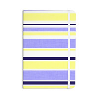 "Alison Coxon ""Jack Tar"" Purple Yellow Everything Notebook"