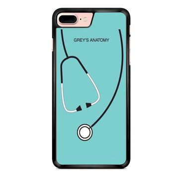 Greys Anatomy Derek Shepherd iPhone 7 Plus Case