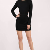 Gigi Mesh Bodycon Dress