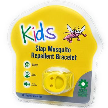 Kids Insect Mosquito Bracelet - 24 Units