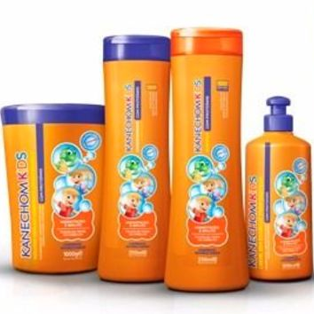 Kanechom Kids Hydration & Shine Complete Kit