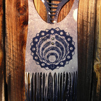Made to Order Nectar Lotus Moon Phases Tank