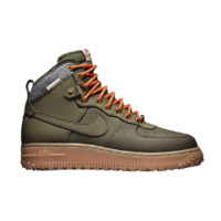 Nike Air Force 1 Duckboot Men's Shoe Size 9 (Green)
