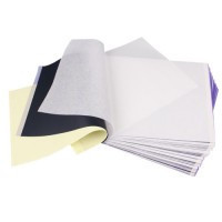Set 20 Tattoo Thermal Stencil Transfer Copier Paper A4 - Default