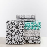 Decorator Damask Sheet Set
