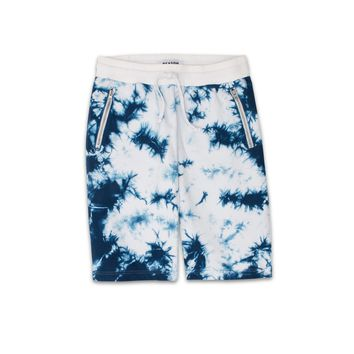 Nomad Drop Crotch Shorts - Blue Marble