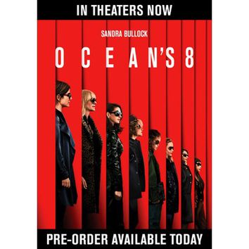 Ocean's Eight (Special Edition) ( (DVD)) - Walmart.com