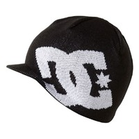 DC Shoes Big Star Visor Beanie