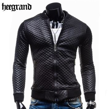 Men Mandarin Collar Leather High Quality Solid Plus Size Men Casual Suede