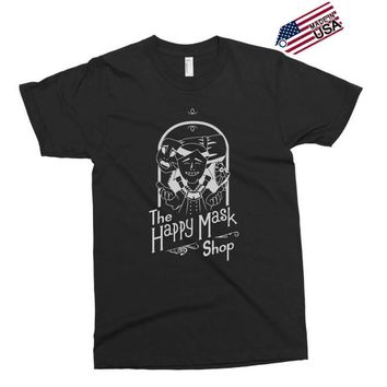 happy mask store Exclusive T-shirt