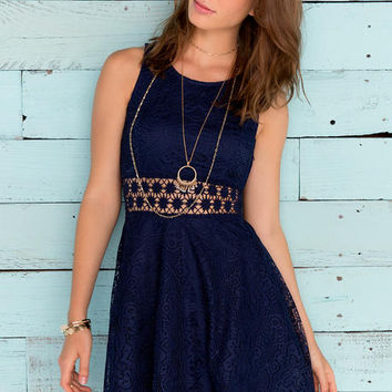 Kempton Lace Dress