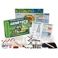 The Genetics And DNA Experiment Kit - Hammacher Schlemmer