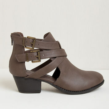 Linden Ankle Booties