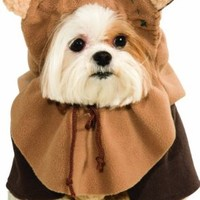 Rubies Costume Star Wars Collection Pet Costume, Large, Ewok
