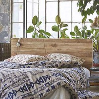 4040 Locust Angled Wood Headboard